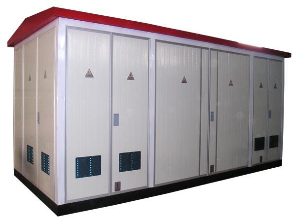 YB系统箱式变电站